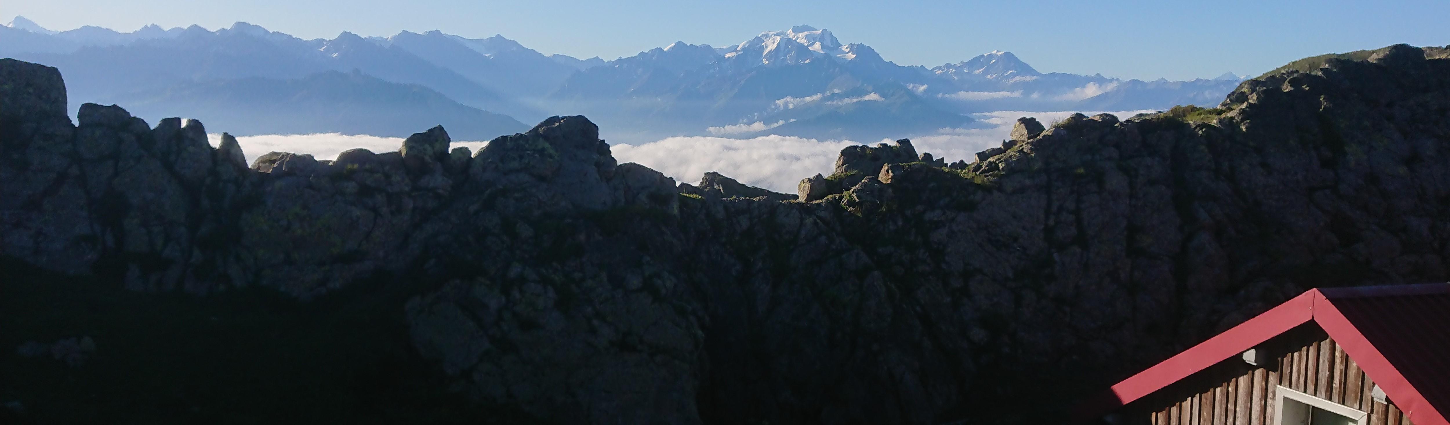 Bergwandelen met Frederike Bloemers